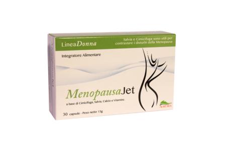 MenopausaJet Bianco