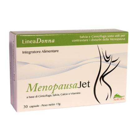 Integratori Alimentari Prodotti Omeopatici per menopausa - Aurora srl