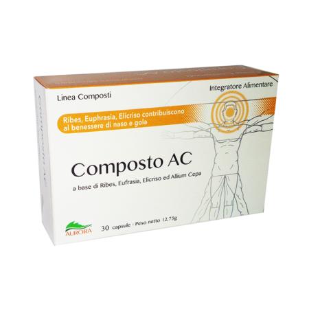 Integratori Alimentari Prodotti Omeopatici per rinite allergica - Aurora srl